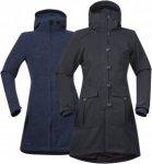 Bergans Bjerke 3in1 Coat Blau, Female Freizeitmantel, M