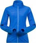 Bergans Cecilie Fleece Jacket Blau, Female Fleecejacke, XL