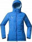 Bergans Cecilie Insulated Jacket Blau, Female PrimaLoft® Freizeitjacke, M