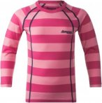 Bergans Fjellrapp Kids Shirt | Größe 92 | Kinder Oberteil