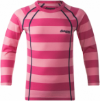 Bergans Fjellrapp Kids Shirt | Größe 92,98,104,110,116,122 | Kinder Oberteil