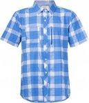 Bergans Jondal Shirt Short Sleeve Kariert, Male Kurzarm-Hemd, XL