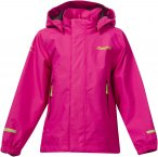 Bergans Knatten Kids Jacket Pink | Größe 92 |  Isolationsjacke