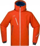 Bergans Kongsberg Insulated Jacket Orange, Male PrimaLoft® Freizeitjacke, L