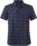 Bergans Langli Short Sleeve Shirt Herren   Blau   L   +S,M,L,XL