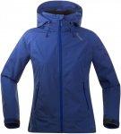 Bergans Microlight Lady Jacket Blau | Größe XS | Damen Softshelljacke