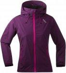 Bergans Microlight Jacket Lila/Violett, Female Freizeitjacke, L