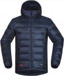 Bergans Myre Down Jacket Blau | Größe XL | Herren Freizeitjacke