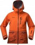 Bergans Myrkdalen Insulated Jacket Orange, Female Dermizax™ Isolationsjacke, L