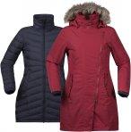 Bergans Sagene 3in1 Lady Coat Blau / Rot | Größe M | Damen Freizeitmantel