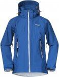 Bergans Sjoa 3L Youth Jacket Blau   Größe 152    Regenjacke