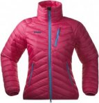 Bergans Slingsbytind Down Jacket Pink, Female Daunen L -Farbe Hot Pink -Light Se