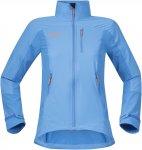 Bergans Torfinnstind Lady Jacket Blau | Größe XS | Damen