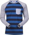 Bergans Torungen Long Sleeve Colorblock, Male Langarm-Shirt, L