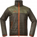 Bergans Uranostind Insulated Jacket Colorblock, Male PrimaLoft® Freizeitjacke,