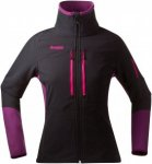 Bergans Visbretind Jacket Colorblock, Female Fleecejacke, L