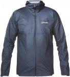 Berghaus M Hyper 100 Jacket Blau / Grau | Herren Windbreaker