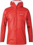 Berghaus M Hyper 100 Jacket Rot   Herren Windbreaker