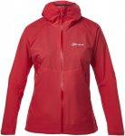 Berghaus W Fastpacking Jacket Rot | Größe XL - 16 | Damen
