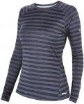 Berghaus W Tech Tee Stripe Baselayer | Damen Langarm-Shirt