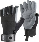 Black Diamond Crag Half-Finger, Black Grau, XS