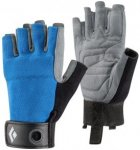 Black Diamond Crag Half-Finger, Cobalt Blue Blau, XS