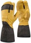 Black Diamond Guide Finger Glove Braun, Gore-Tex® Accessoires, S
