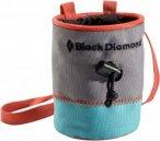 Black Diamond Kids Mojo Chalk Bag, Splash Grau, One Size
