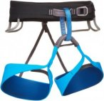 Black Diamond Solution Harness, Black Blau, L