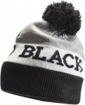 Black Diamond TOM POM Beanie Schwarz, Male Accessoires, One Size