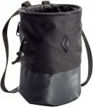 Black Diamond Mojo Zip Chalk Bag, Black Schwarz, M/L