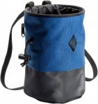 Black Diamond Mojo Zip Chalk Bag, Denim Blue Blau, M/L