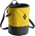 Black Diamond Mojo Zip Chalk Bag, Orche Gelb, M/L