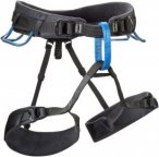 Black Diamond Momentum DS Harness, Smoke Grau, XXS