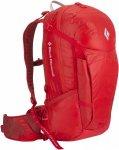Black Diamond Nitro 26 Pack Rot, Alpin-& Trekkingrucksack, S-M