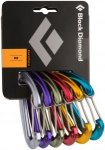 Black Diamond OZ Rackpack, Multicolour Mehrfarbig, One Size