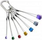 Black Diamond Stopper Set Classic NO. 5-11, Multicolour |  Klemmgerät