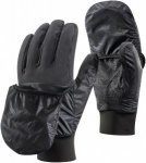 Black Diamond Wind Hood Softshell Glove Schwarz |