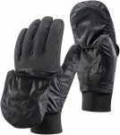 Black Diamond Wind Hood Softshell Glove Schwarz |  Fausthandschuh