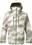 Burton AK 2L Swash Jacket Weiß, Male Gore-Tex® Isolationsjacke, S