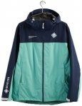 Burton M Gore-Tex Packrite Slim Jacket Colorblock / Blau | Herren Regenjacke