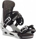 Burton M Malavita Weiß   Herren Snowboard-Bindungen