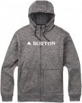 Burton M MB OAK Full-Zip Hoodie | Herren Fleece-Pullover