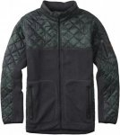 Burton MB Pierce Fleece Grün, Male Fleecejacke, L
