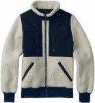 Burton W Bolden Full-ZIP Fleece Damen | Blau /  / Beige | L | +L