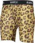 Burton W Luna Short Protected BY G-Form™ Damen | Gelb | XS | +XS,L