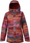 Burton W Rubix Gore-Tex Jacket Gestreift / Bunt   Größe XS   Damen Regenjacke