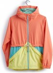 Burton W WB Narraway Jacket Colorblock / Orange   Größe S   Damen