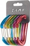 Camp Nano 22 Rack Pack Bunt | Größe One Size |  Einzelkarabiner