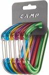 Camp Photon Wire Rack Pack Bunt | Größe One Size |  Einzelkarabiner